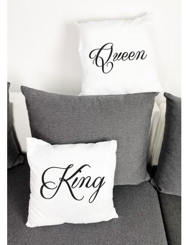 Poduszki dla par, prezent na dzień chłopaka - Akomu.pl