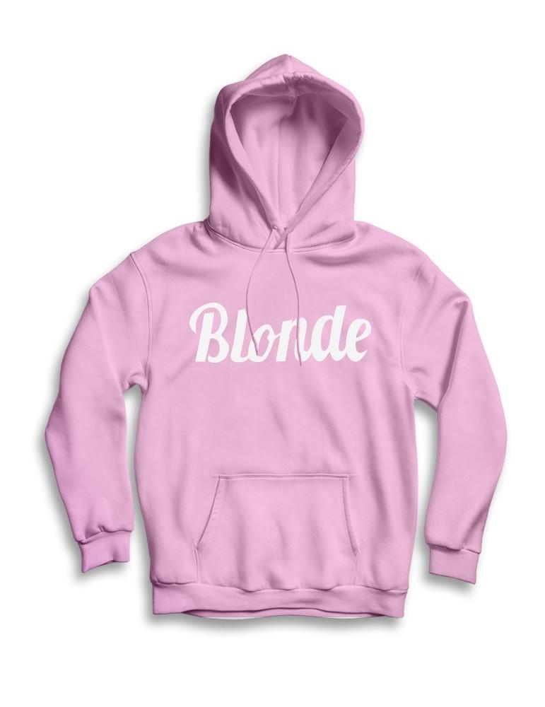 Blonde bluza damska z kapturem - Akomu.pl