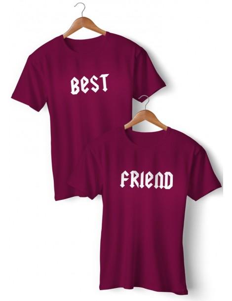 BEST FRIEND dwie koszulki dla przyjaciółek - Akomu.pl