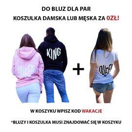 Specjalna oferta dla naszych obserwatorów. ♥️🇵🇱⏰ Do wyczerpania zapasów. 👉🏼 www.Akomu.pl  #akomu #promocja #wakacje #oferta #dlapar #zakochani #kocham #kochamgo #couplegoals #moj #mojamiłość #bluzydlapar #koszulkagratis #koszulka #moda #odziezdamska #inspiracje #rozdanie
